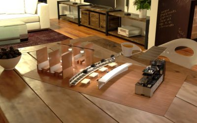 5 Mind-blowing Innovations in World of 3D Visualization Technology